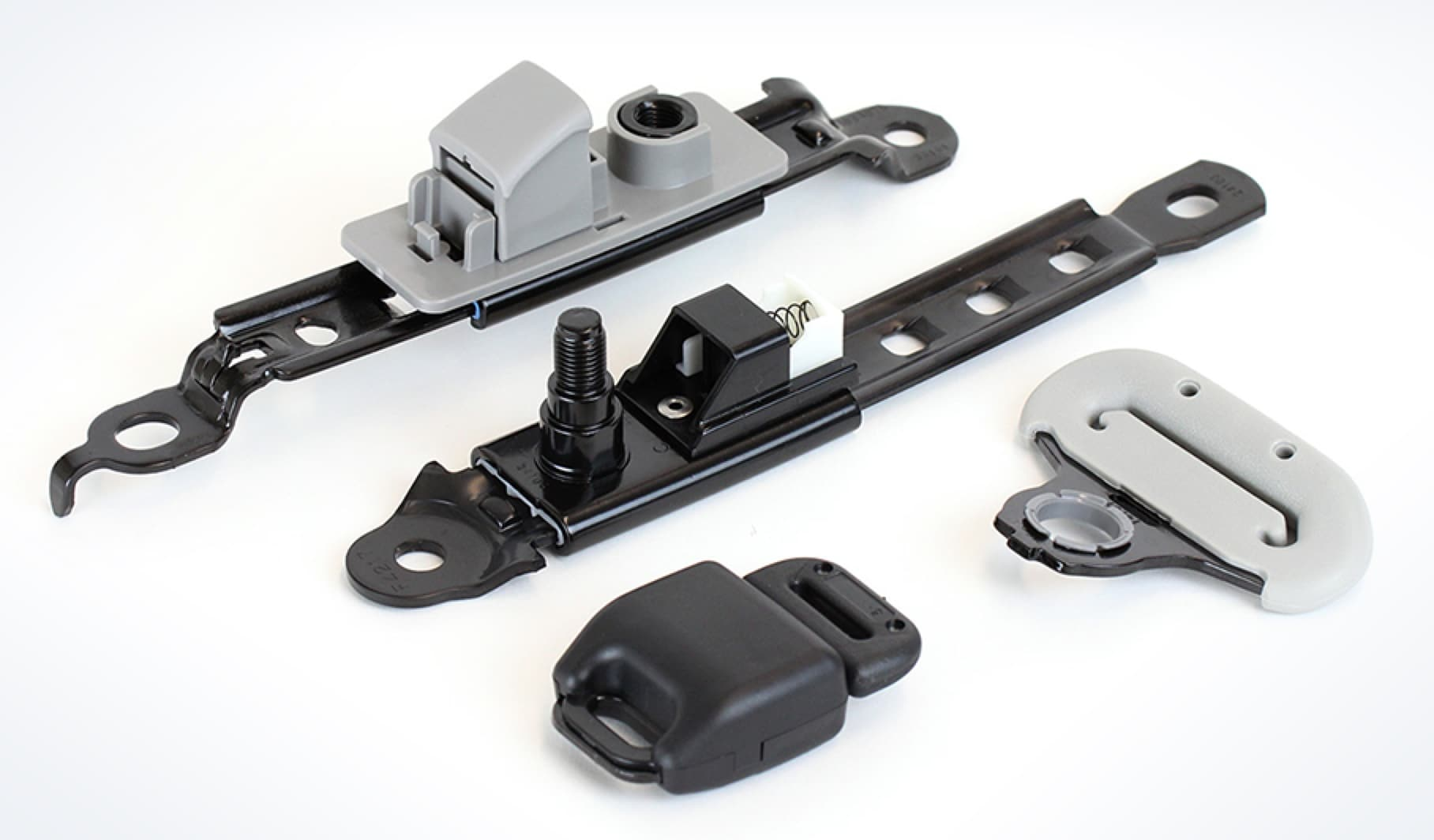 Seat Belt Buckles and Shoulder Adapters